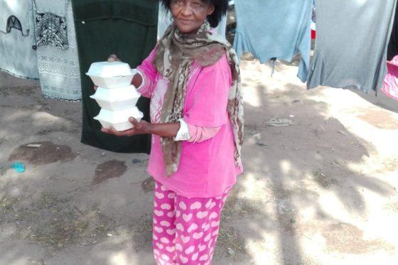 Salt of the Earth Feeding Programme 2020
