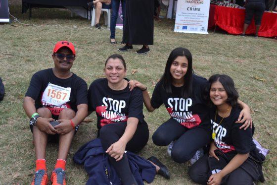 Stop Human Trafficking Walk 2019