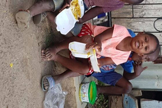 Salt of the Earth Feeding Programme 2020
